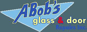 A Bob's Glass Repair Co's Company logo