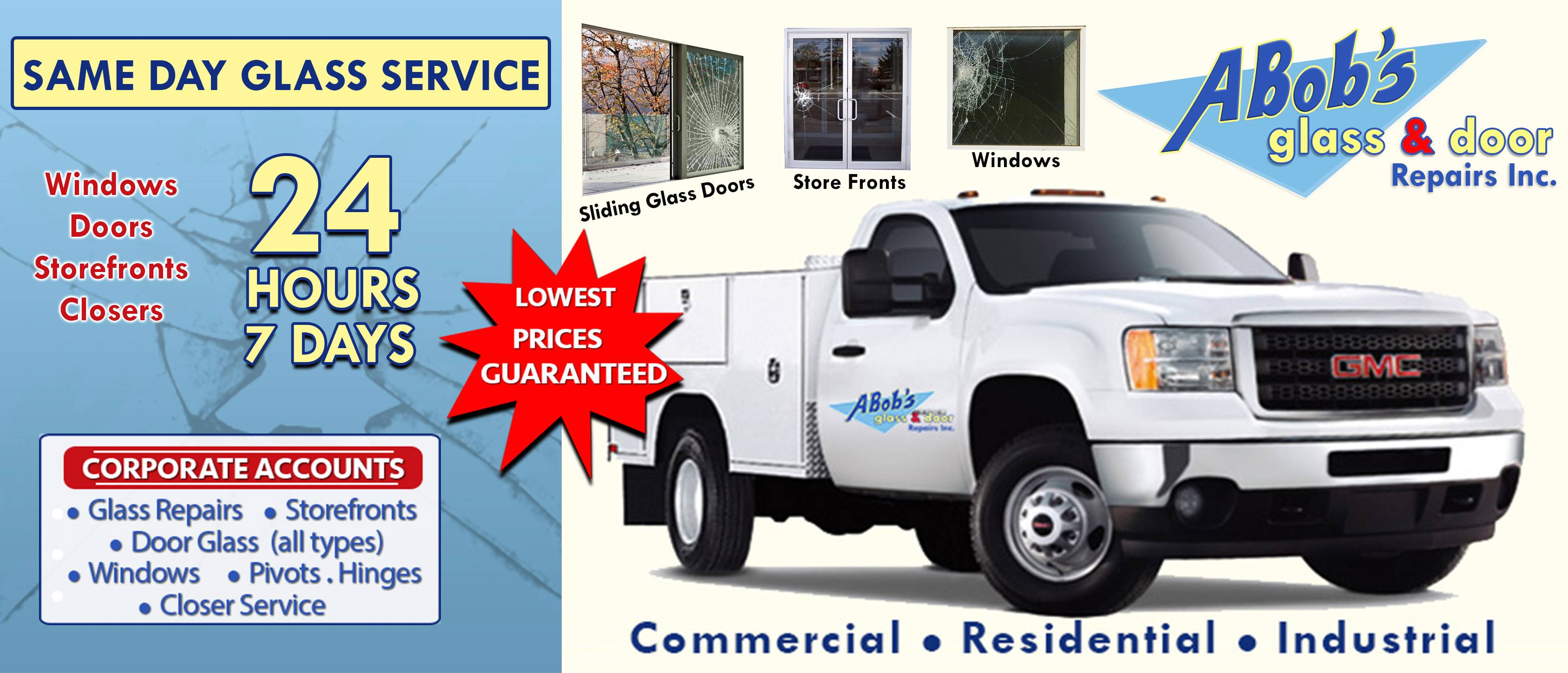 Glass Repair Merritt Island