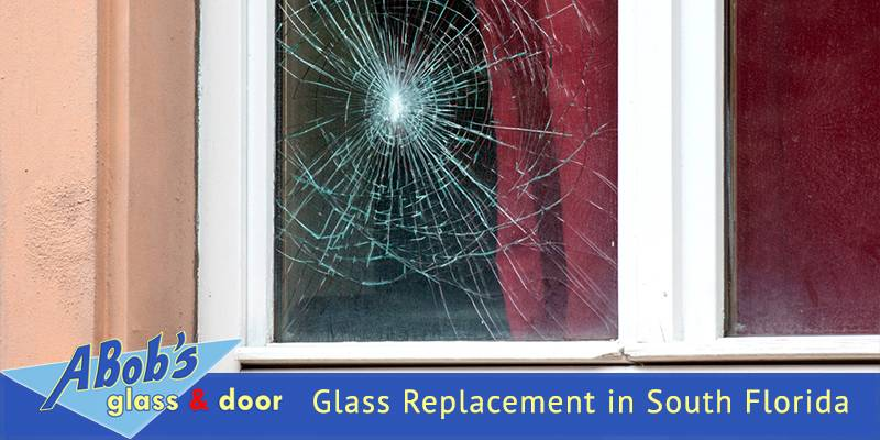 Broken Glass Replacement In South Florida