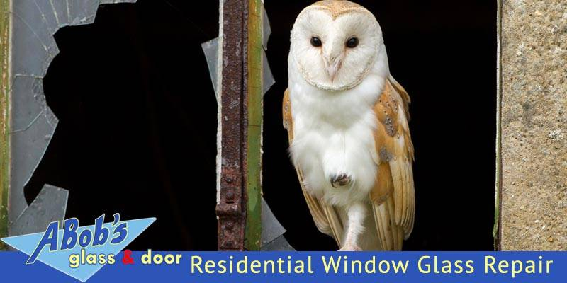 Residential Window Glass Repair