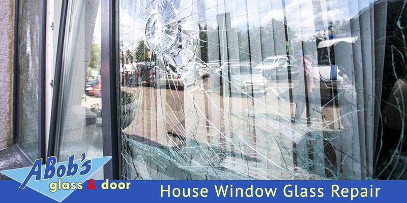 House Window Glass Repair