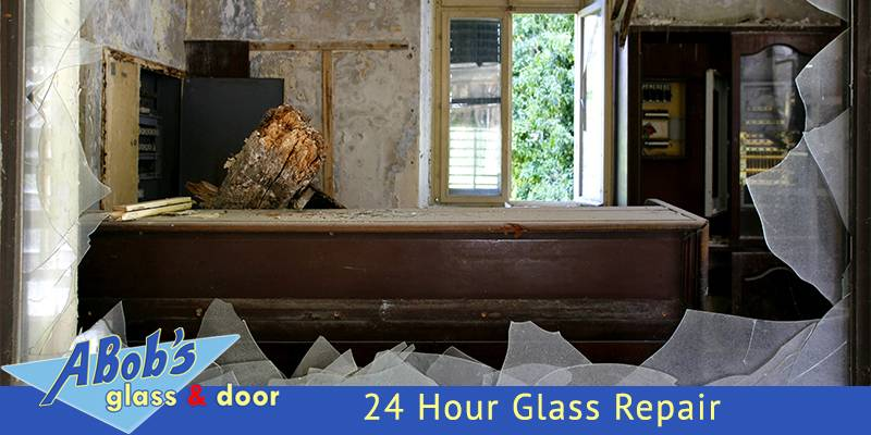 24 Hour Glass Repair
