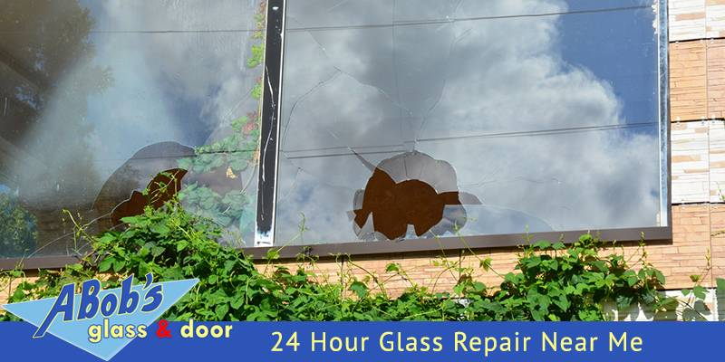 24 Hour Glass Repair Near Me