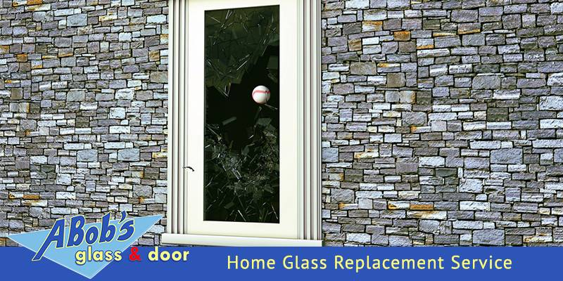 Glass Replacement Home Service