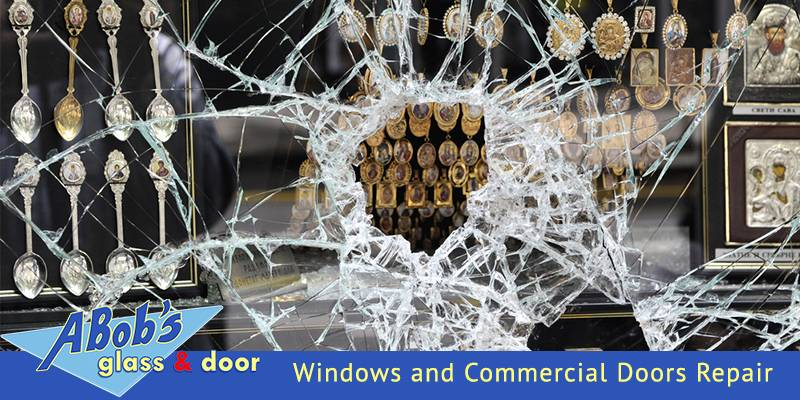 Windows and Commercial Doors Repair