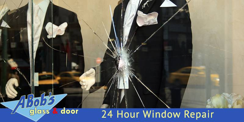 24 Hour Window Repair